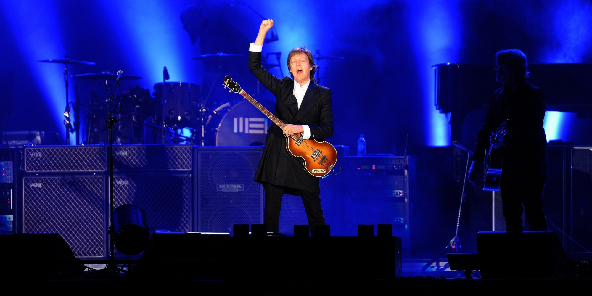 """Paul McCartney Extends 2015 """"Out There"""" Tour Dates: Ticket Presale ..."""