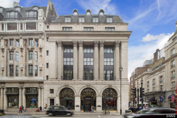 expensive london flat
