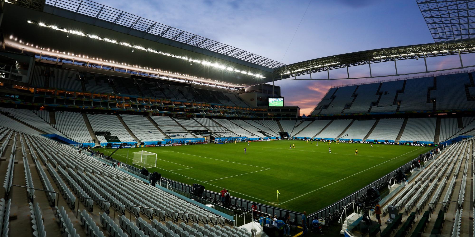 Fotos Corinthians ~ World Cup 2014 S u00e3o Paulo Stadium Would Not Pass British Safety Test