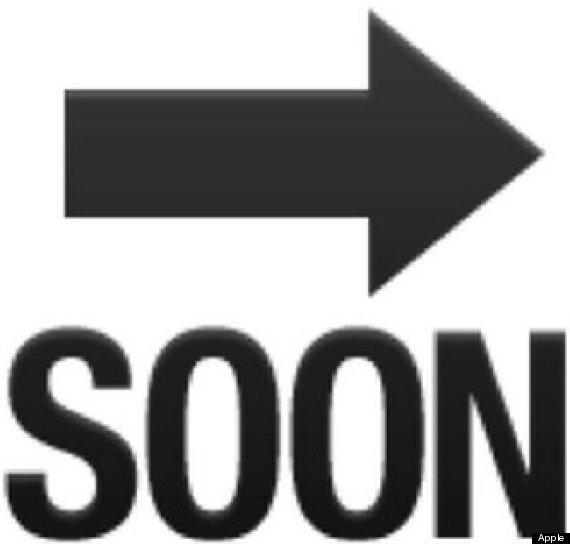soon arrow