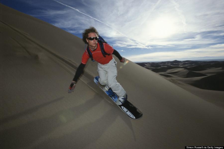 colorado sandboarding