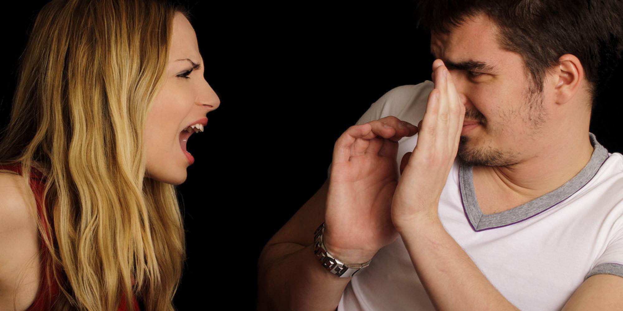 Что такое когда девушка кричит на парня 14 фотография