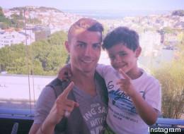 MIRA: Los futbolistas mundialistas en su adorable papel de papás