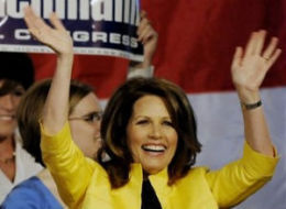 Michele Bachmann Tea Party Caucus