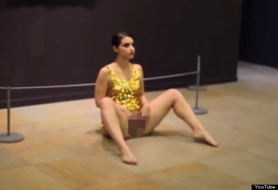 deborah de robertis vagina museum