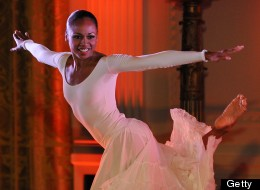 The Dancers Of Alvin Ailey Rock Spring's Best Dresses & Dish Style Secrets