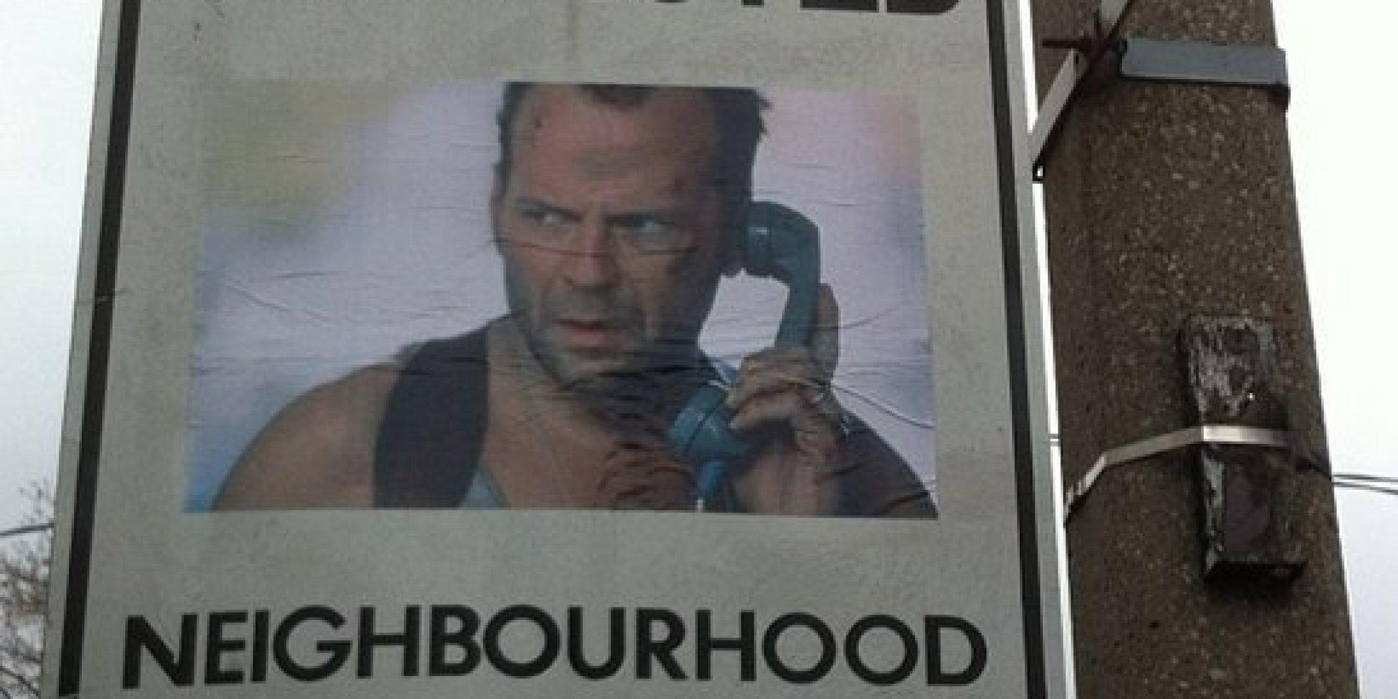 Neighbourhood Watch Sign Uk