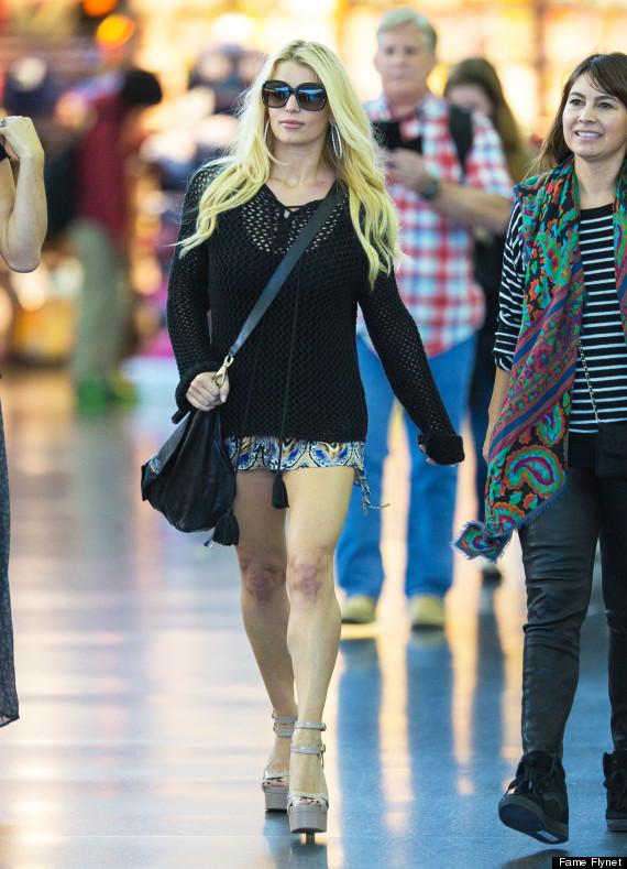 Jessica Simpson Lace Shoes
