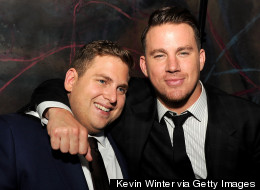 Jonah Hill Is Totally Crushing On Channing Tatum's Wife