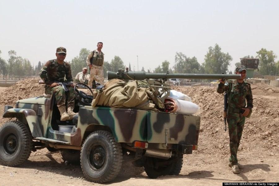 iraqis mosul