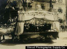 Le défilé de la Saint-Jean-Baptiste, de 1909 à aujourd'hui (PHOTOS)