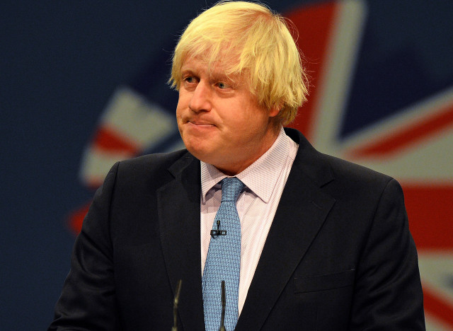 Boris Johnson Images