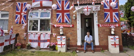 WORLD CUP ENGLISHMAN HOUSE