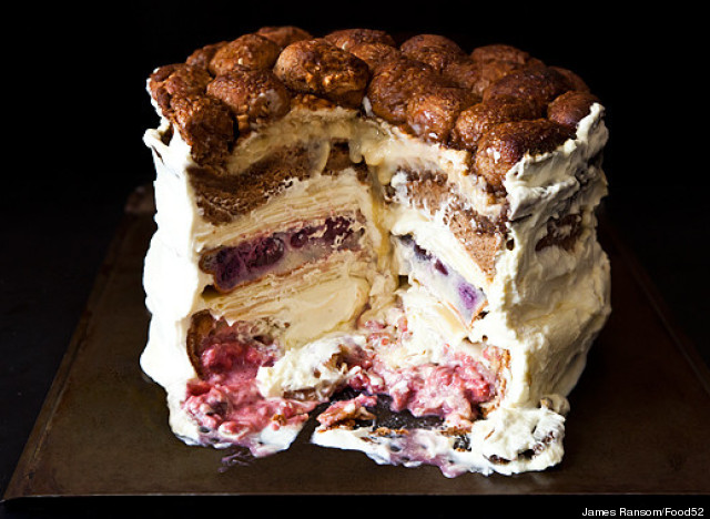 Pie Cake Recipe Rachael Ray
