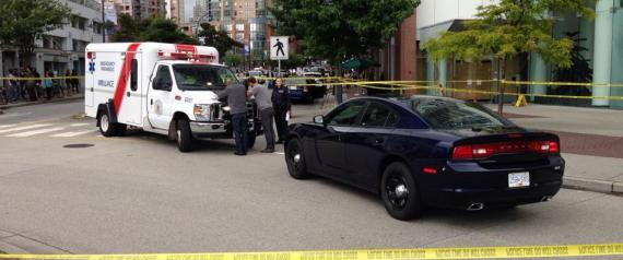 YALETOWN SHOOTING
