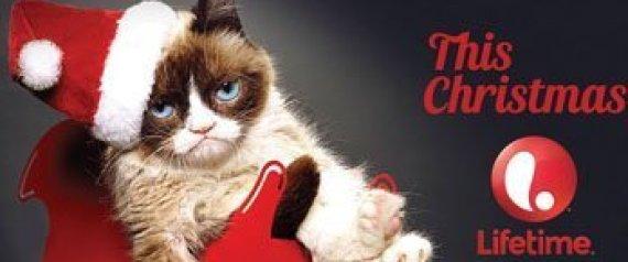 GRUMPY CAT CHRISTMAS SPECIAL