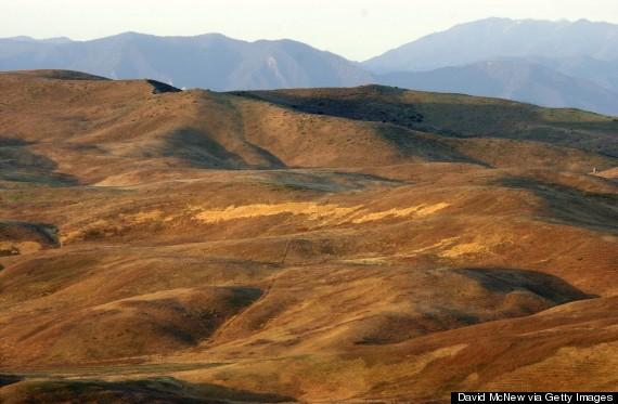 bakersfield desert