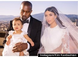 PICS: Kim Shares More Wedding Snaps