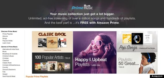 amazon prime music player online
