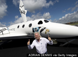 Is Google About To Buy A Stake In Virgin Galactic?