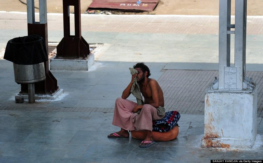 india weather heat