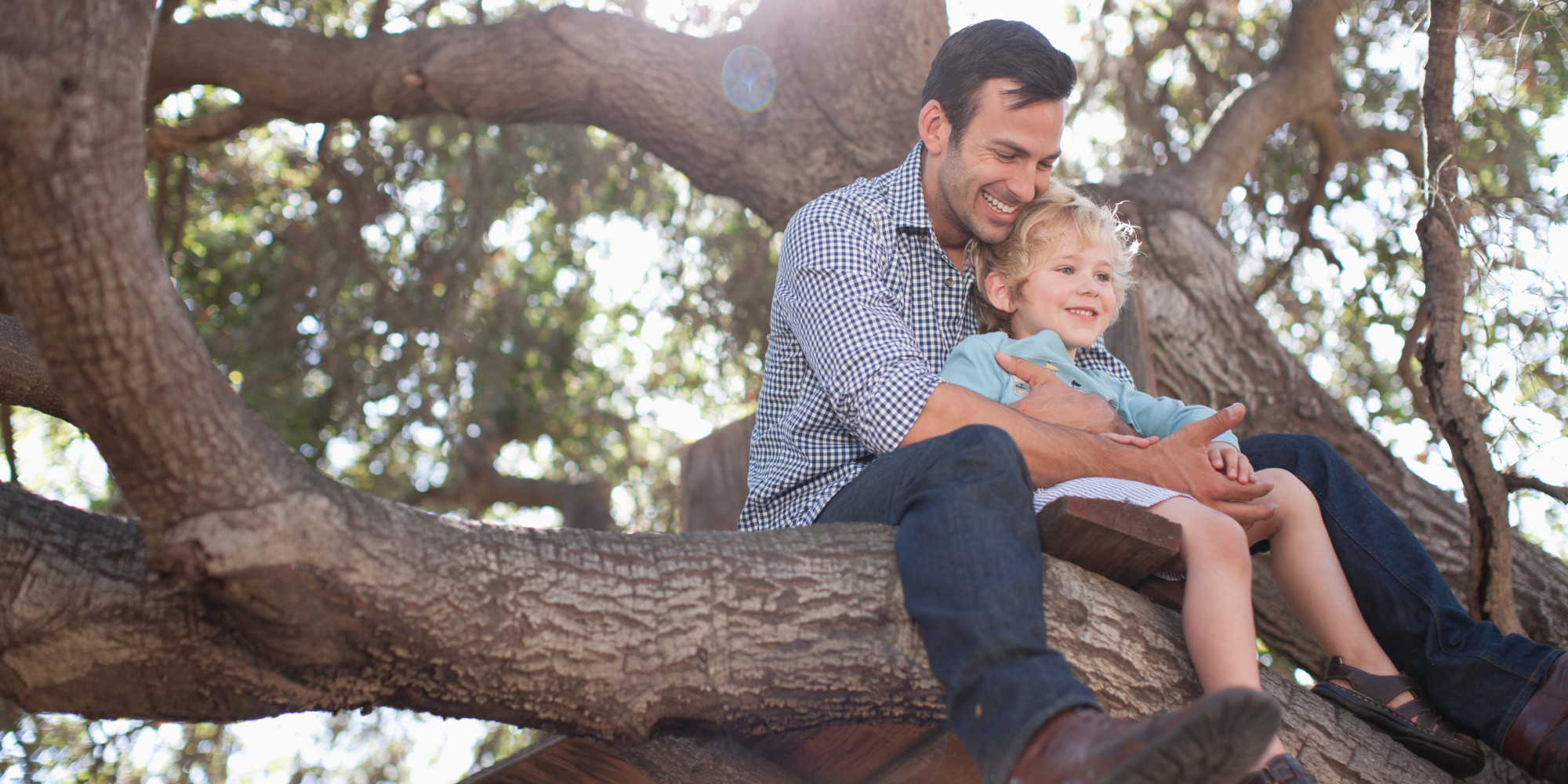 the important role of dad the huffington post