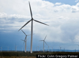 Google Wind Farm Energy