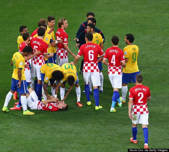 brazil croatia