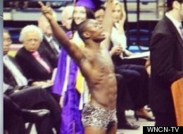 Senior Denied Diploma For Stripping At Graduation