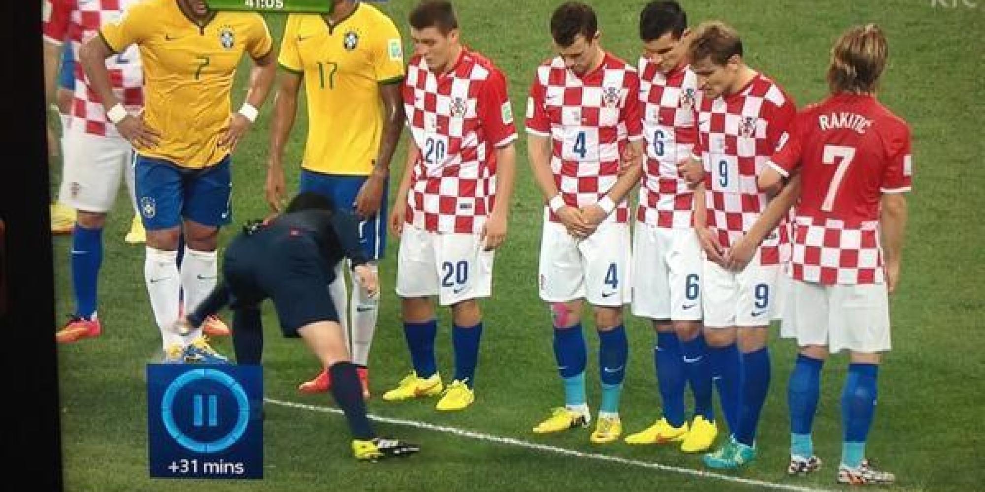 Br sil croatie revivez le match d 39 ouverture de la coupe - Match d ouverture coupe du monde 2014 ...