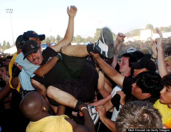 warped tour 2004