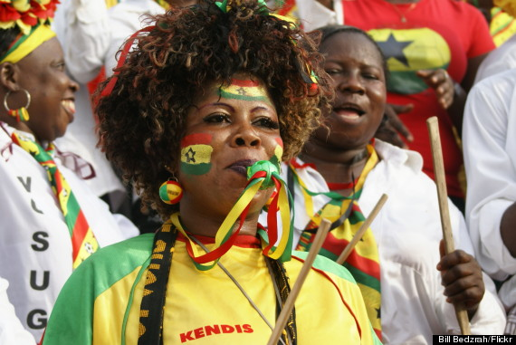 cameroon soccer fans