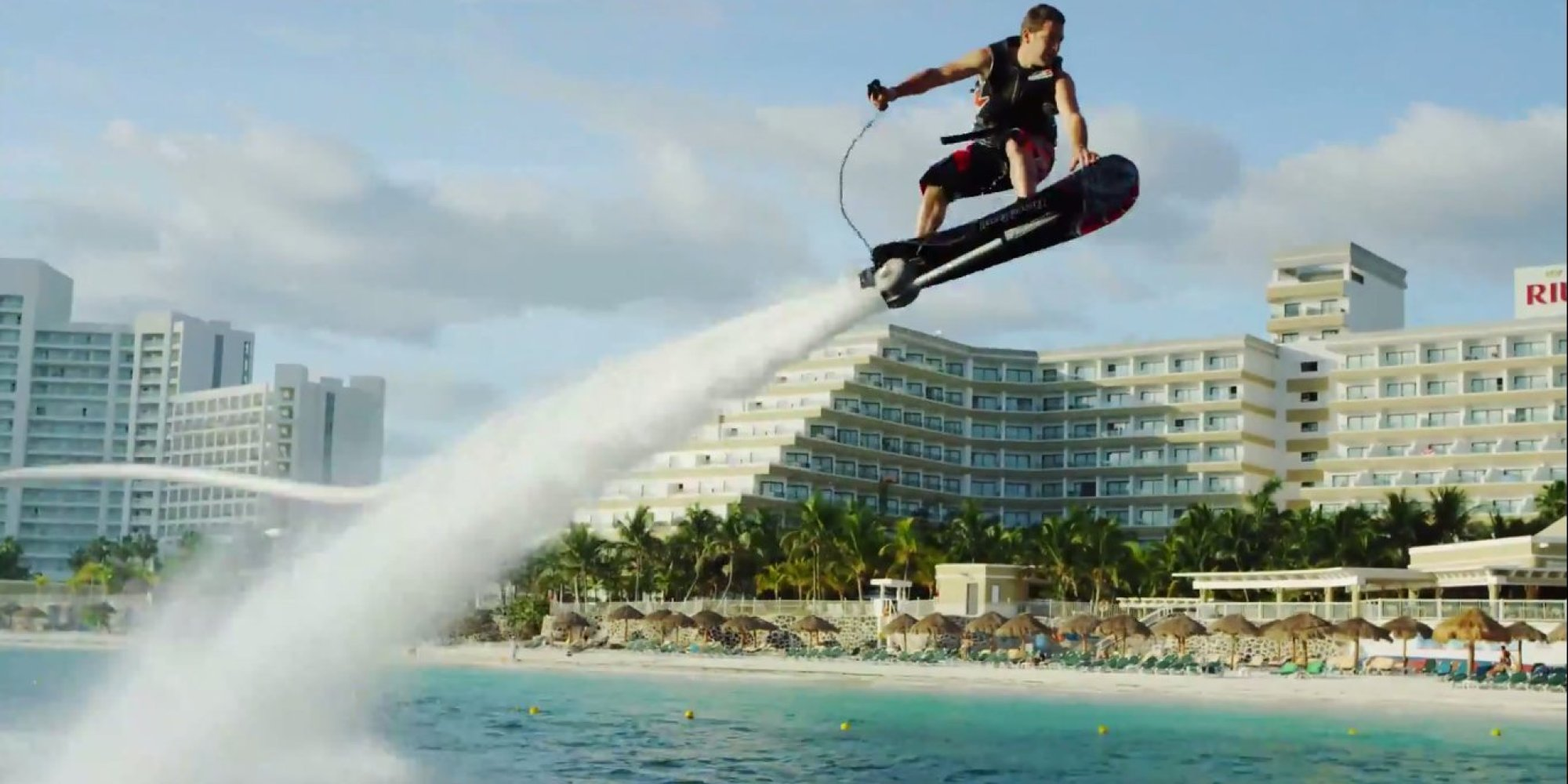 Someone Has Finally Invented A Real-Life Hoverboard