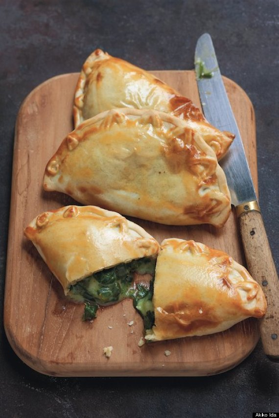 spinach and cheese