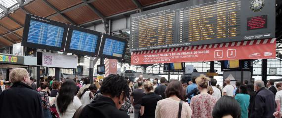 GREVE SNCF