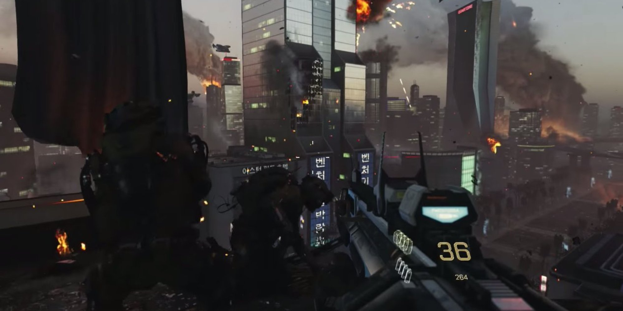 'Call of Duty: Advanced Warfare': All The Gameplay Demos ...