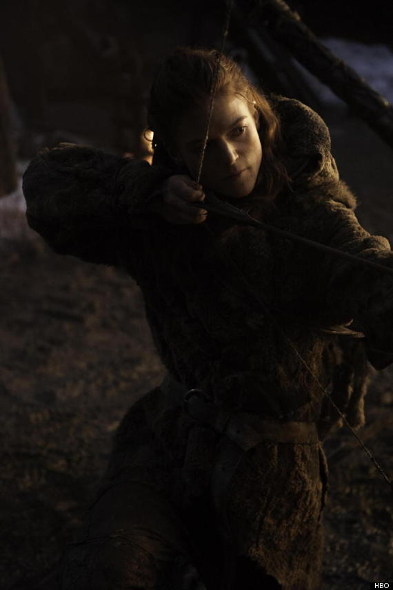 ygritte arrow