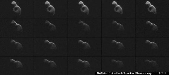 beast asteroid
