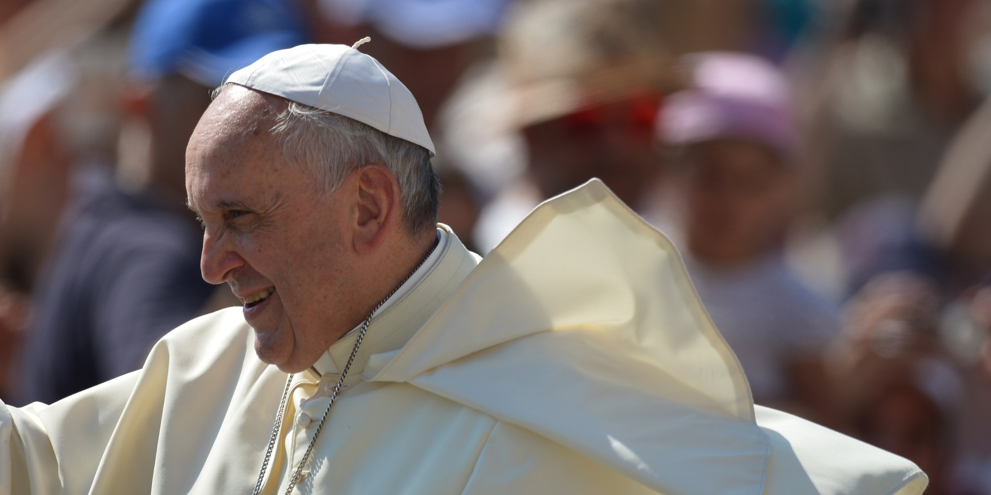 Pope Francis: 'The Mental Structure Of Fundamentalists Is Violence'