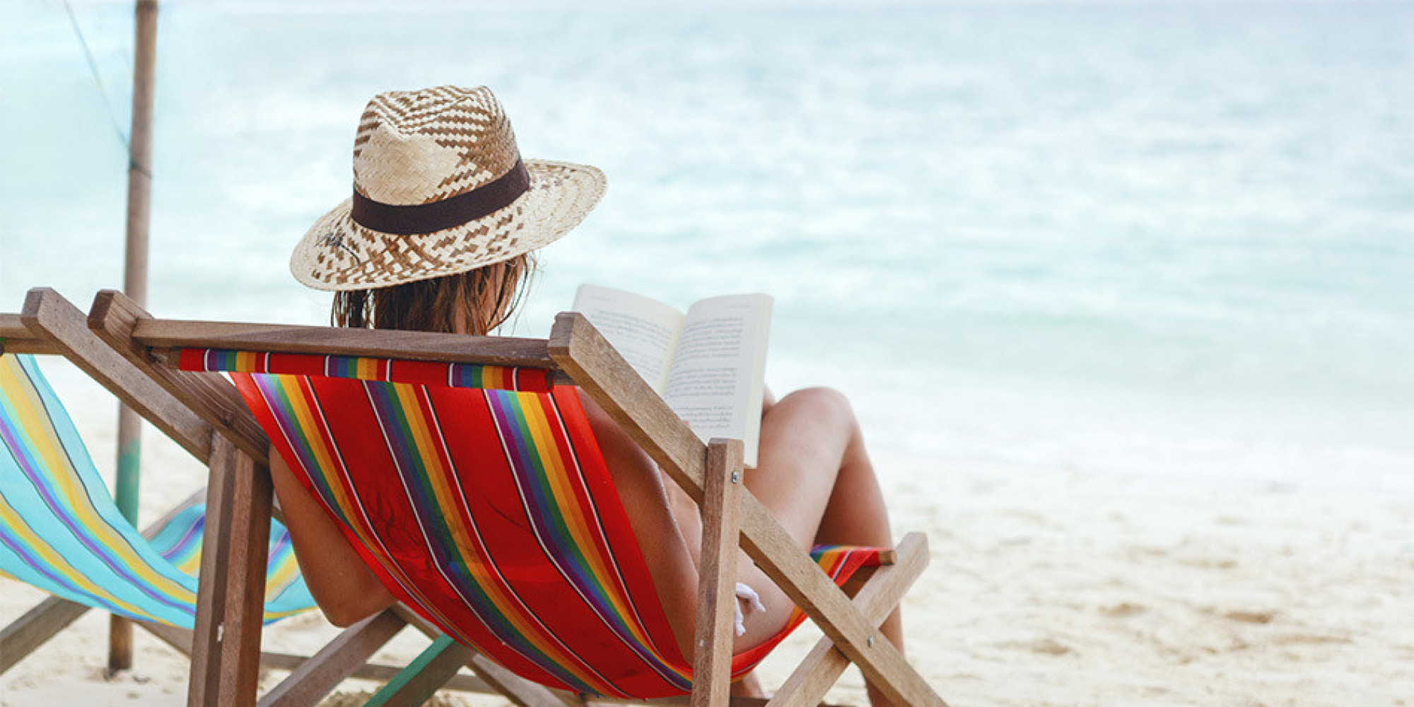 Best Beach Vacation Reads