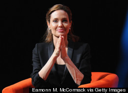 Angelina Jolie Becomes Honorary Dame