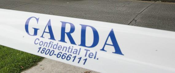 GARDA IRELAND TAPE