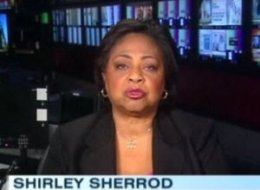 Shirley Sherrod New Job