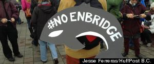 ENBRIDGE PROTEST