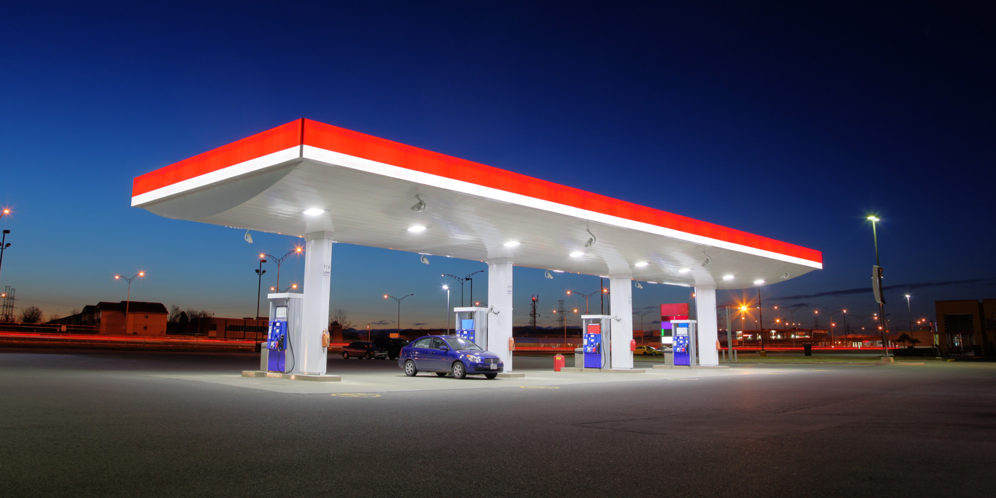 A Sample Gas Station Business Plan Template