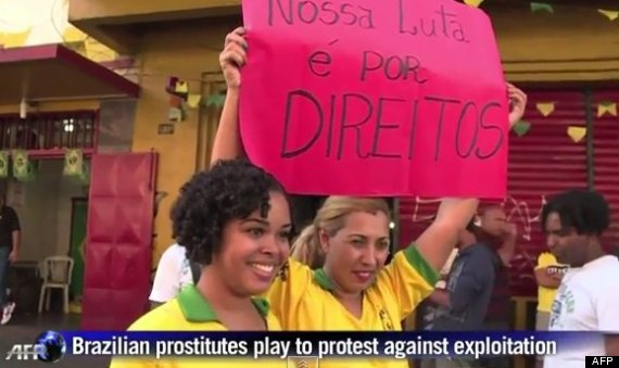 prostitutes play football world cup