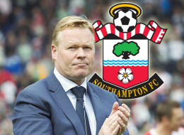 Koeman Appointed New Southampton Manager