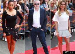 PICS: 'X Factor' Auditions Begin In Manchester