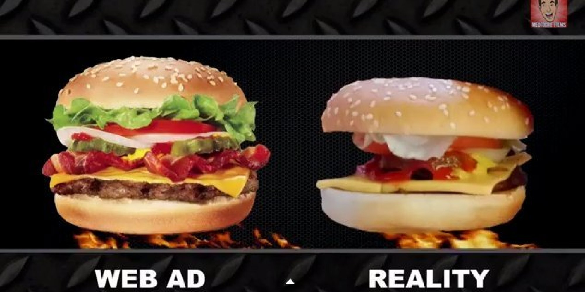 fast food advertisement essays