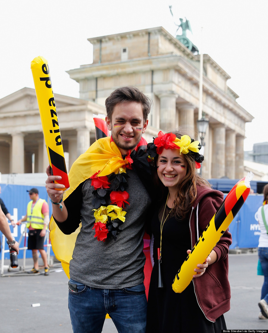 The Best Fans From Every Country In The World Cup Huffpost